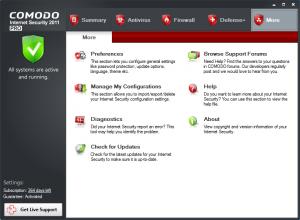 Antivirus gratuito per un anno: Comodo Internet Security pro 2011 (e forse 2012)