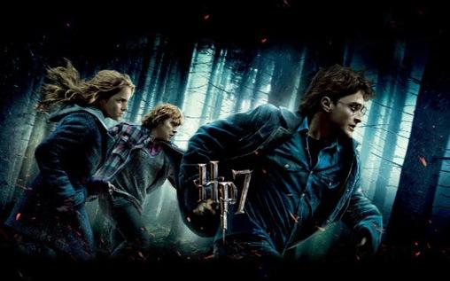 Tema gratuito Harry Potter per Windows 7