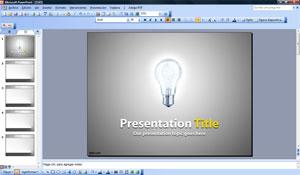 Centinaia di template per Powerpoint