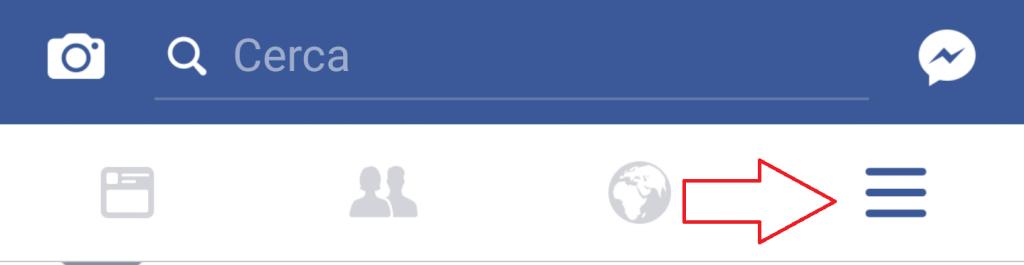 Facebook: modalità risparmio energia