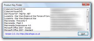 Recuperare il numero di licenza dal registro di Windows