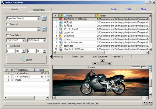 Cercare tra i propri file velocemente con un tool portatile