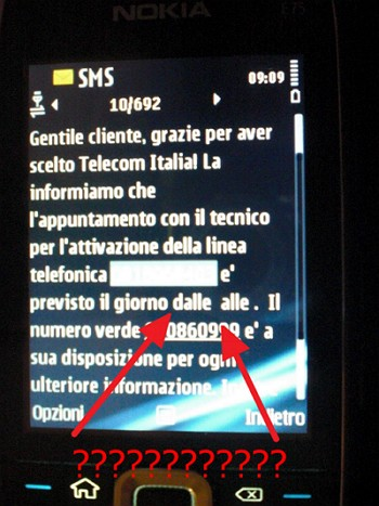 Le incertezze e i disastri di Telecom Italia