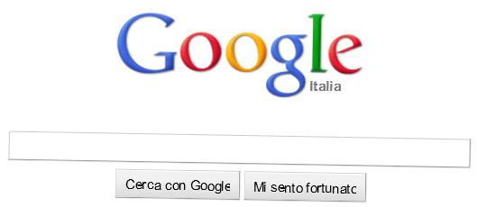 Oggi c'ho Google storto