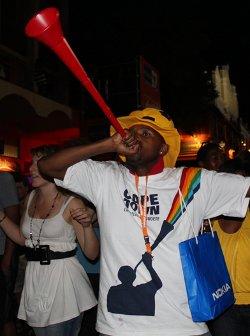 Odi le vuvuzela? Ecco il Devuvuzelatore