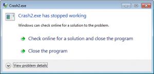 Capire i crash di sistema di Windows