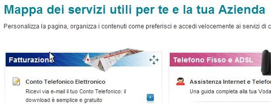 Vodafone.it, un passo verso l'usabilità