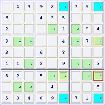 Fare e risolvere Sudoku