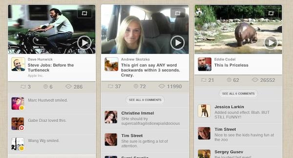 Chill: il Pinterest con i video