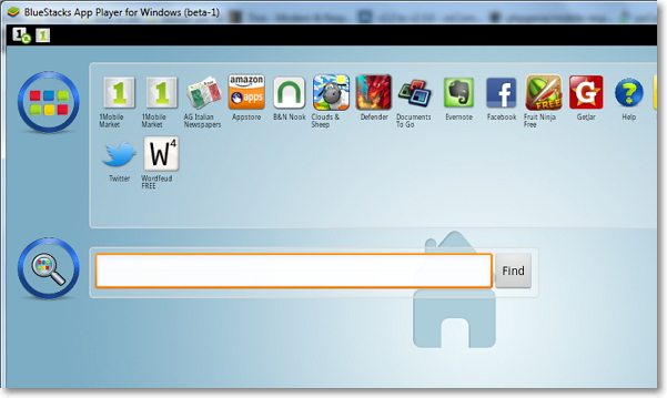 Giochi e app Android su Windows o Mac OS