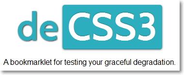 deCSS3: simulare i browser che non supportano CSS3