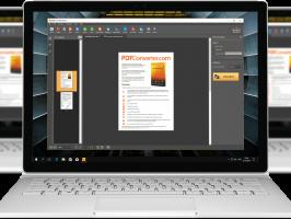 Creare, modificare e convertire file PDF con PDF Converter