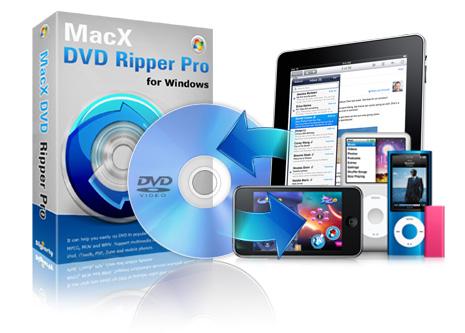 Vinci una licenza gratuita per MacX DVD Ripper for Windows