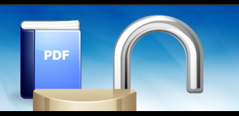 Rimuovere password da PDF