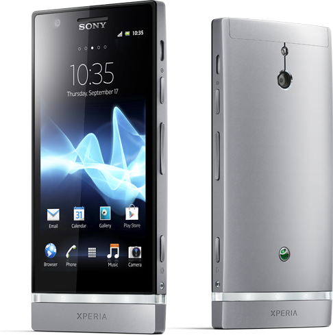 Cellulari: le mie impressioni su Sony Xperia P